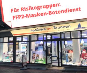 FFP2_Masken, Meschede, Apotheke